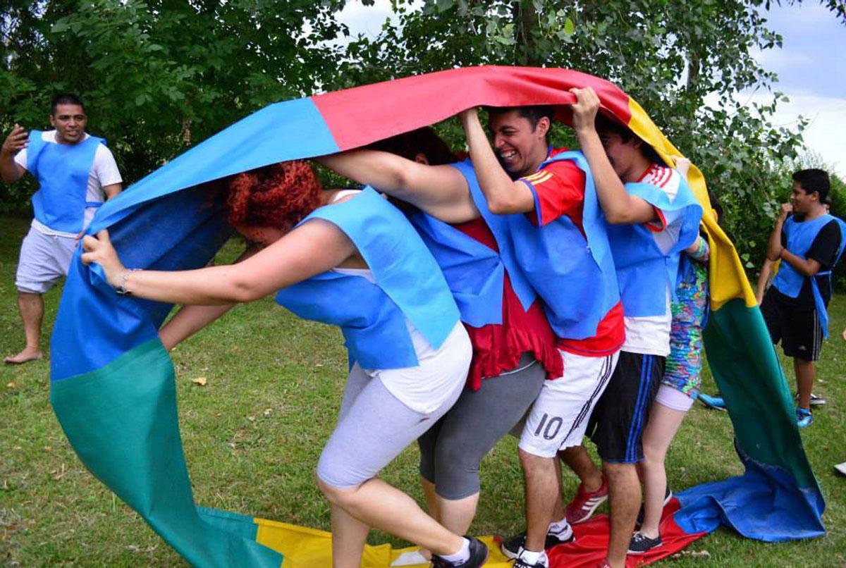 Juegos Para Family Days Y Eventos Empresariales Ardeluna